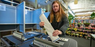 We mogen weer naar stembus, nu voor provincie