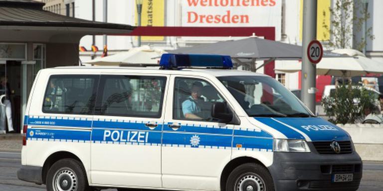 Politie Dresden vraagt bevolking op te letten