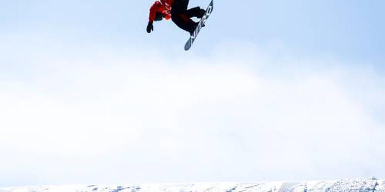 Snowboarder Van der Velden zesde op slopestyle