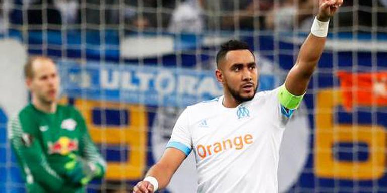 Marseille speelt met Payet in finale