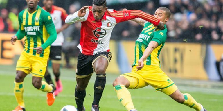 Feyenoorder Elia weer vrij