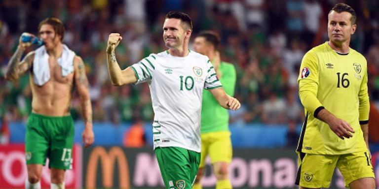 Keane stopt als Iers international