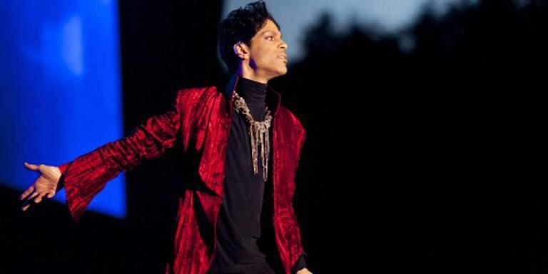 Ex-vrouw Prince: hij is nu bij onze zoon