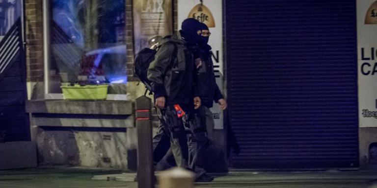 Vingerafdrukken Salah Abdeslam in flat Vorst