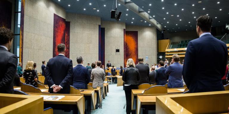 Kamer staat stil bij aanslag Istanbul