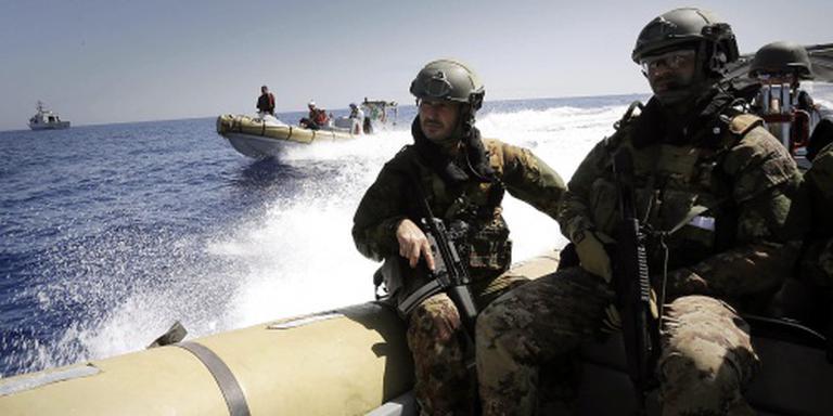 Duitse marine redde al 10.000 vluchtelingen