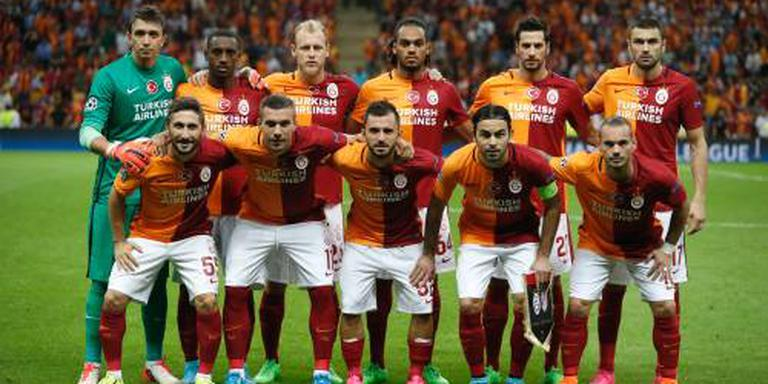 trainer galatasaray