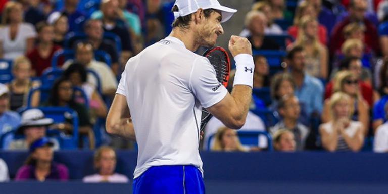 Murray ook in Cincinnati in de finale