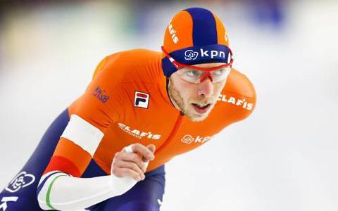 Bergsma ook op 10.000 meter na Kramer