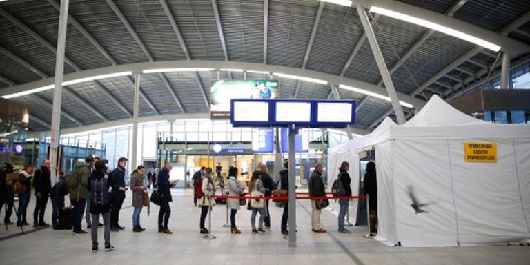 'Treinenloop rond Utrecht weer bijna normaal'