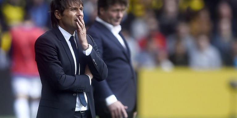 Chelsea wint ook derde competitieduel