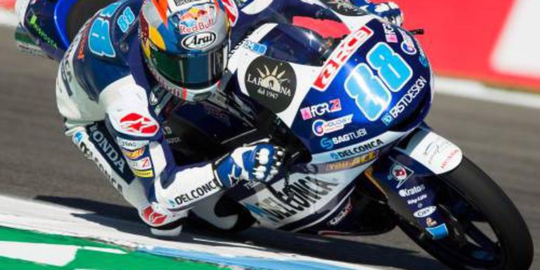 Martin zet pole om in zege in Moto3