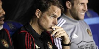 De Boer verliest bij debuut Atlanta United