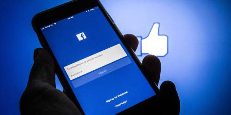 Facebook voldoet niet aan de verwachtingen
