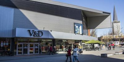 Verhuurders V&D beraden zich op toekomst