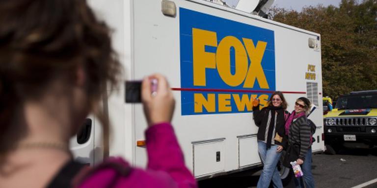 Topman Fox News opgestapt