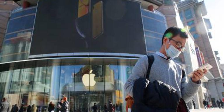 Chinese winkeliers doen iPhone in uitverkoop