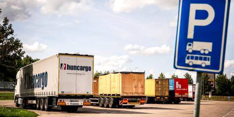 Weer stevige groei transportsector
