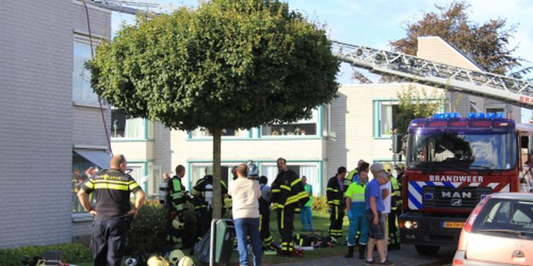 Derde dode na brand zorgcentrum Krabbendijke