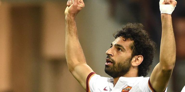 Salah definitief van Chelsea naar Roma