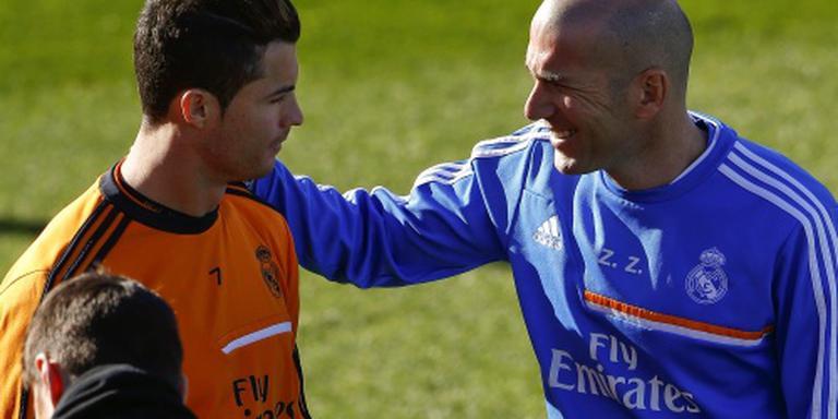 Zidane neemt geen risico met Ronaldo