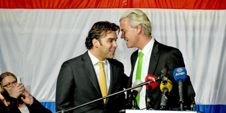 Haagse PVV-leider deed aangifte van 'aanslag'