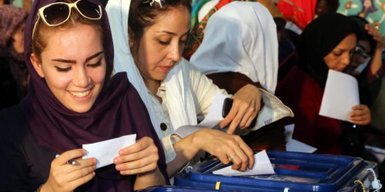 580 vrouwen dingen naar parlementszetel Iran