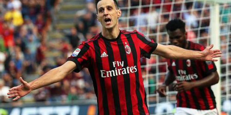 Kalinic van AC Milan naar Atlético Madrid