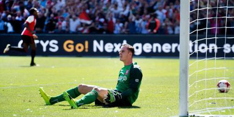 Keeper FC Twente mist start in eerste divisie