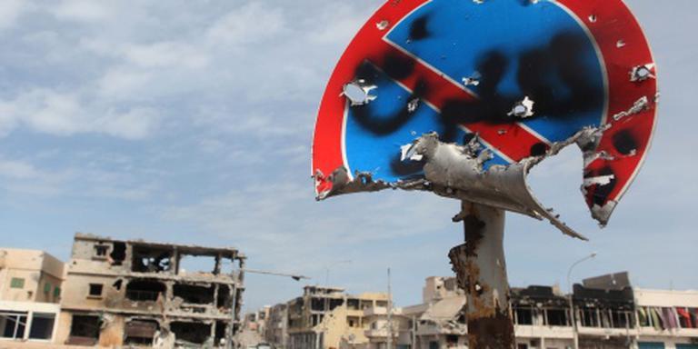 Slotoffensief regeringstroepen tegen IS Sirte