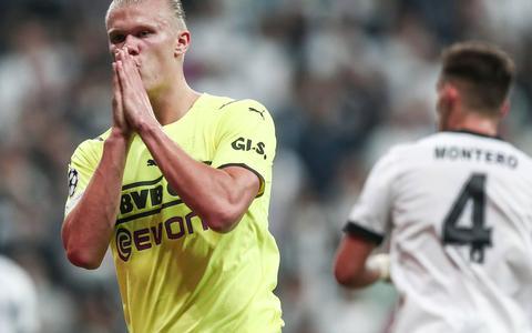Borussia Dortmund hunkert naar rentree Haaland