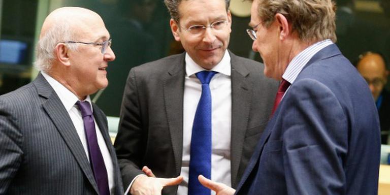 Verlichting Griekse schuld komt op tafel