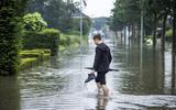 Waterstanden Maas naderen overstromingsniveau jaren '90