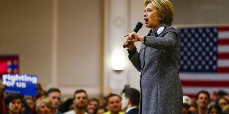Trump en Clinton grote winnaars in Florida