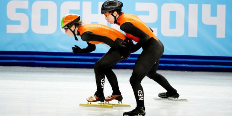 Shorttracksters hebben Europese titel terug