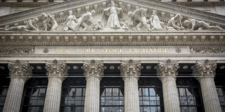 Wall Street in de plus