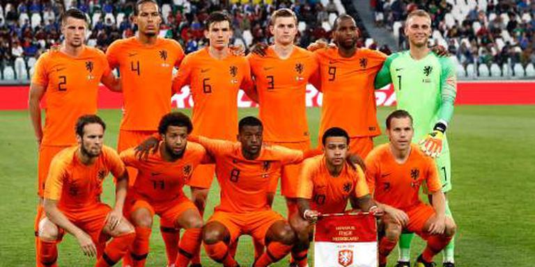 Nederland zakt weer op coëfficiëntenlijst
