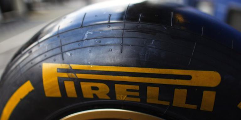 Pirelli dreigt Formule 1 te verlaten