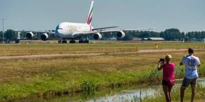 Aantal passagiers nationale luchthavens stijgt