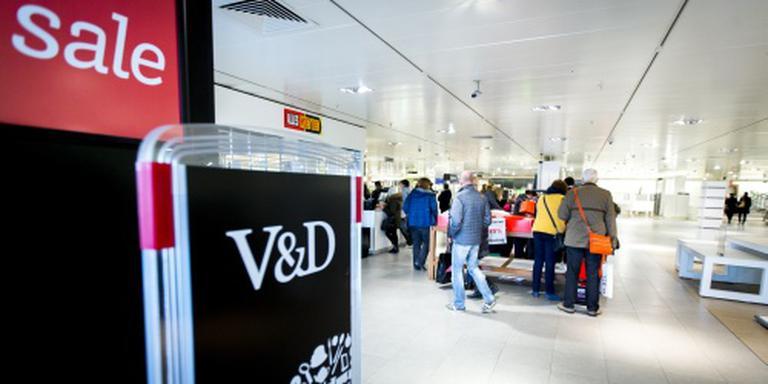 V&D krijgt tweede leven als webshop