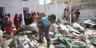 VS: tientallen terroristen gedood in Somalië