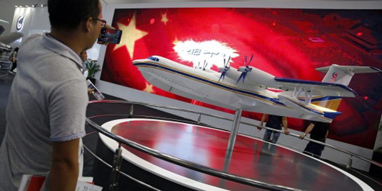 China lanceert groot watervliegtuig
