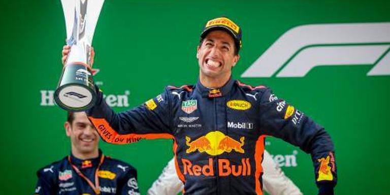 Ricciardo wil meer van Red Bull