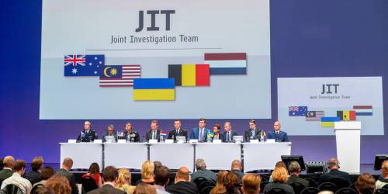Onderzoeksteam MH17-crash komt met update