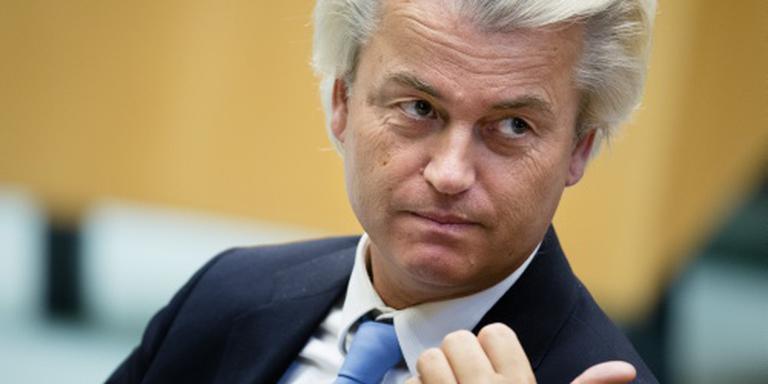 Wilders maakt nieuw anoniem Twitteraccount