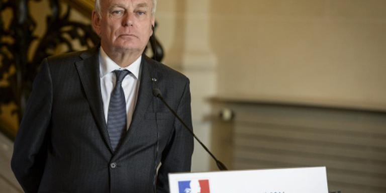 Vredesconferentie Midden-Oosten in Frankrijk