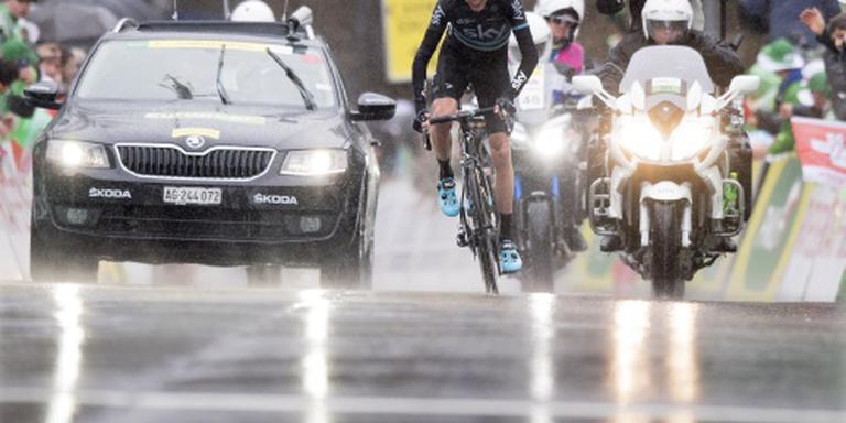 'Motor pal achter renner geeft tijdwinst'