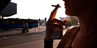 Minder volwassen rokers en overmatige drinkers