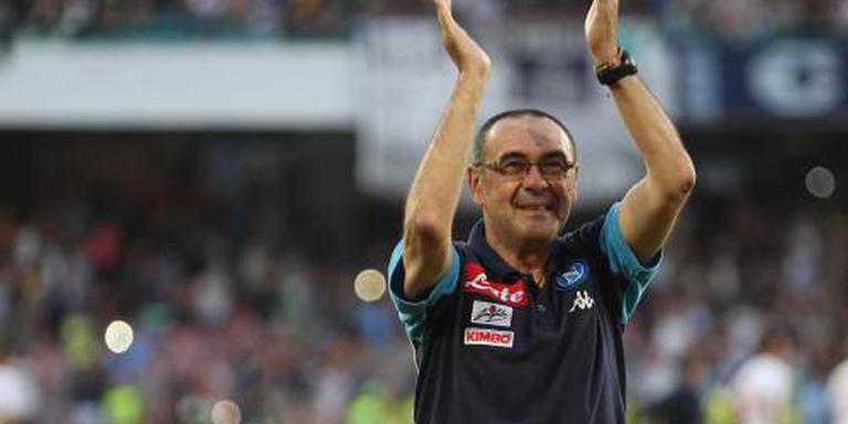 Sarri nieuwe coach Chelsea