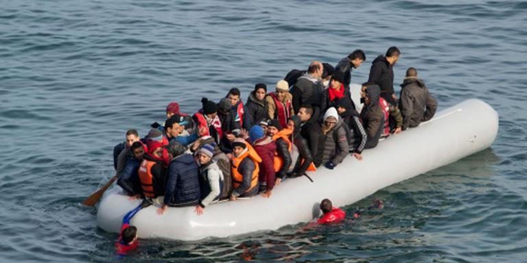 Lichamen vluchtelingen aangespoeld in Turkije
